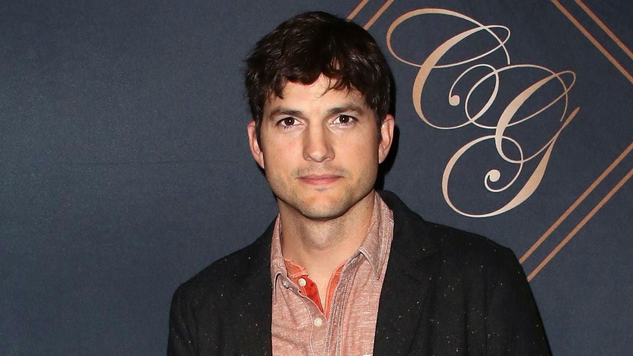 Ashton Kutcher Shares ...