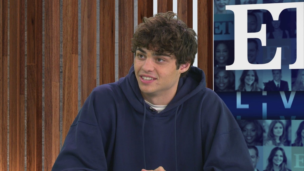 Noah Centineo Dishes on Making the Move to Action Star (Exclusive) thumbnail
