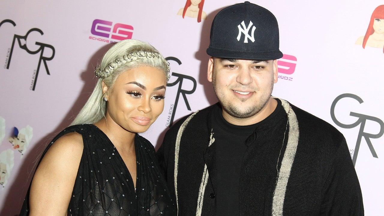 Blac Chyna Says Rob Kardashian Was a Better Lover Than Tyga