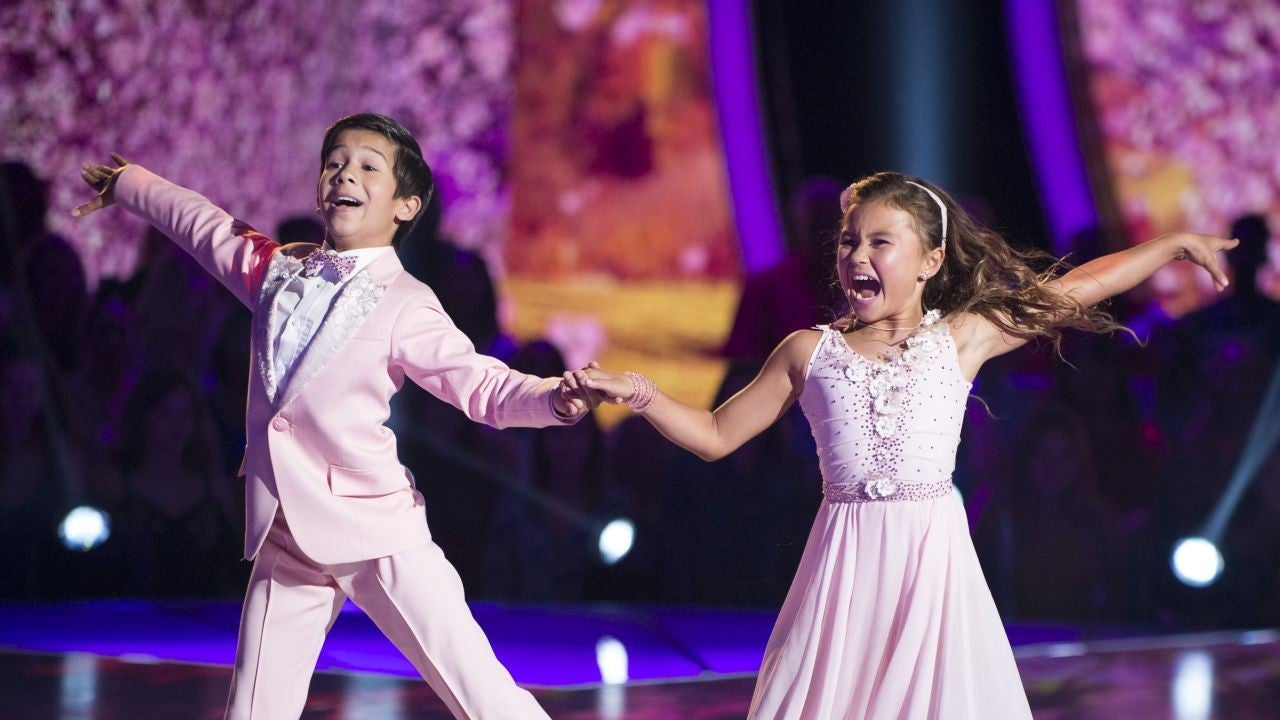 Dancing Stars Gallery: 'Dancing With The Stars: Juniors' Kids Continue To Slay