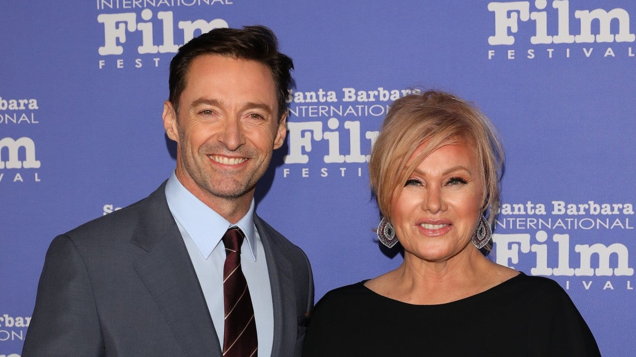 Hugh Jackman Says He 'Knew Very Early On' That Wife ...