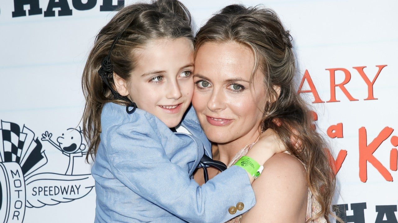 Alicia Silverstone Says Her 7-Year-Old Son Has 'Never ...
