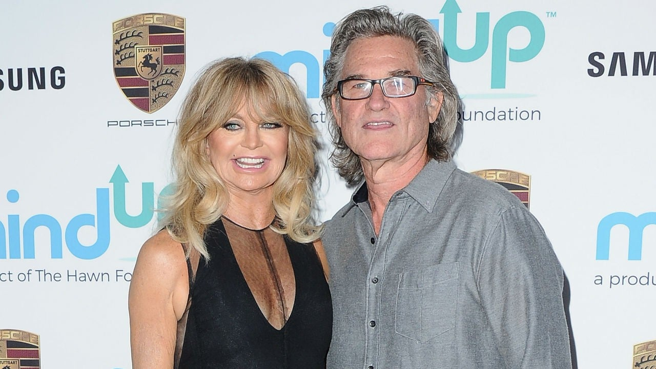 Goldie Hawn Gives Great Relationship Advice for Couples in Quarantine
