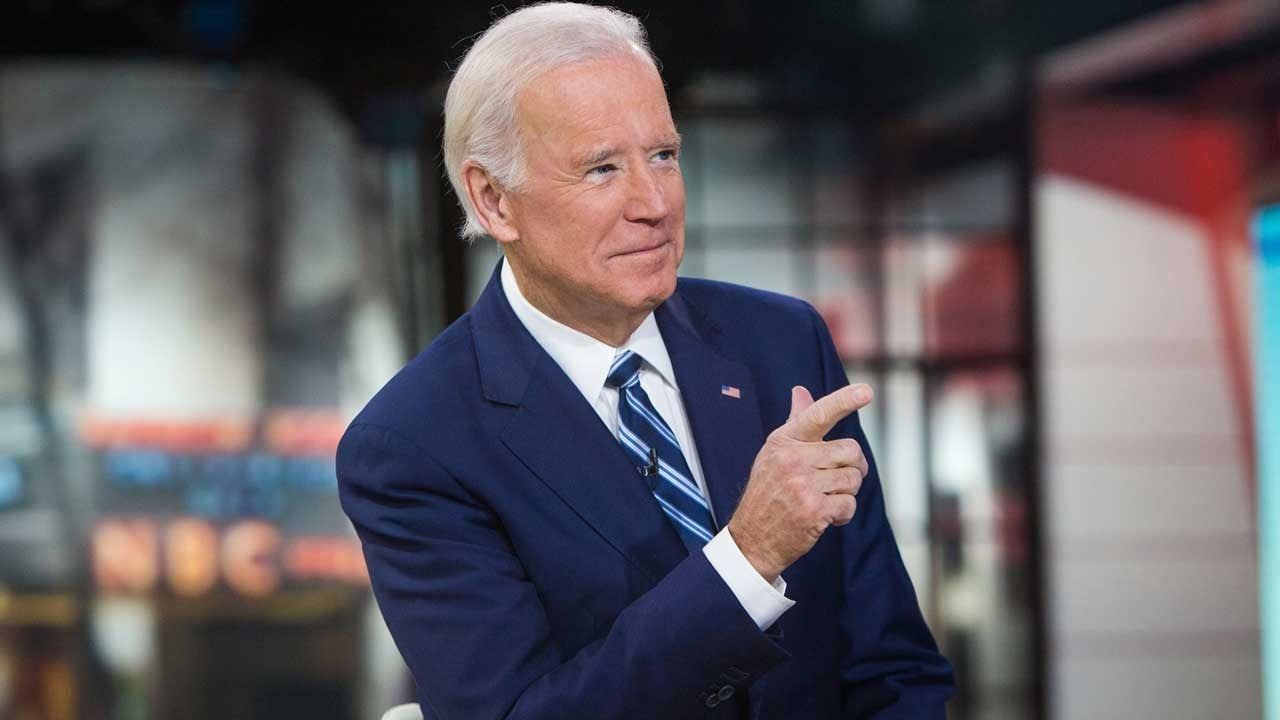 Joe Biden Adopts an Awesome Dog and They Are Such a Perfect Match -- See the Pics! - Entertainment Tonight 1