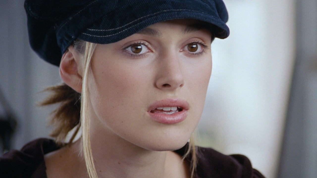 The Hilarious Reason Why Keira Knightley Wore That Hat in ...