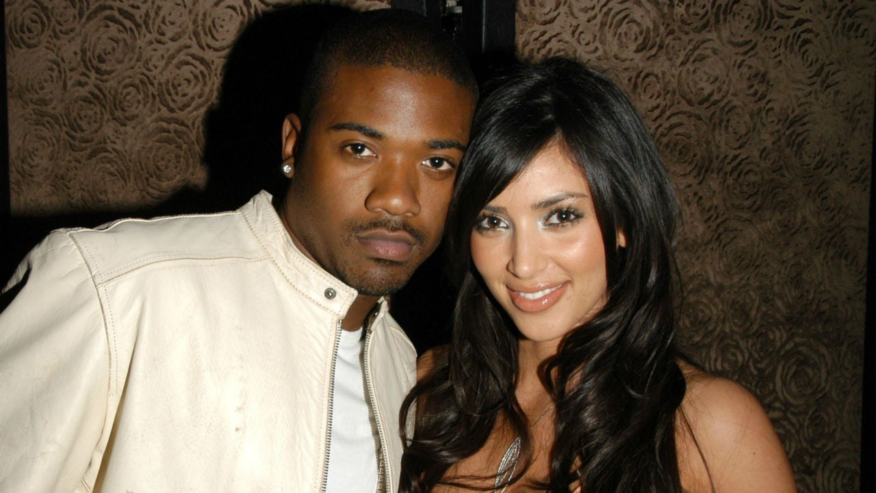 Kim Kardashian Calls Ex Ray J A Pathological Liar After New Claims About Their Sex Life Entertainment Tonight