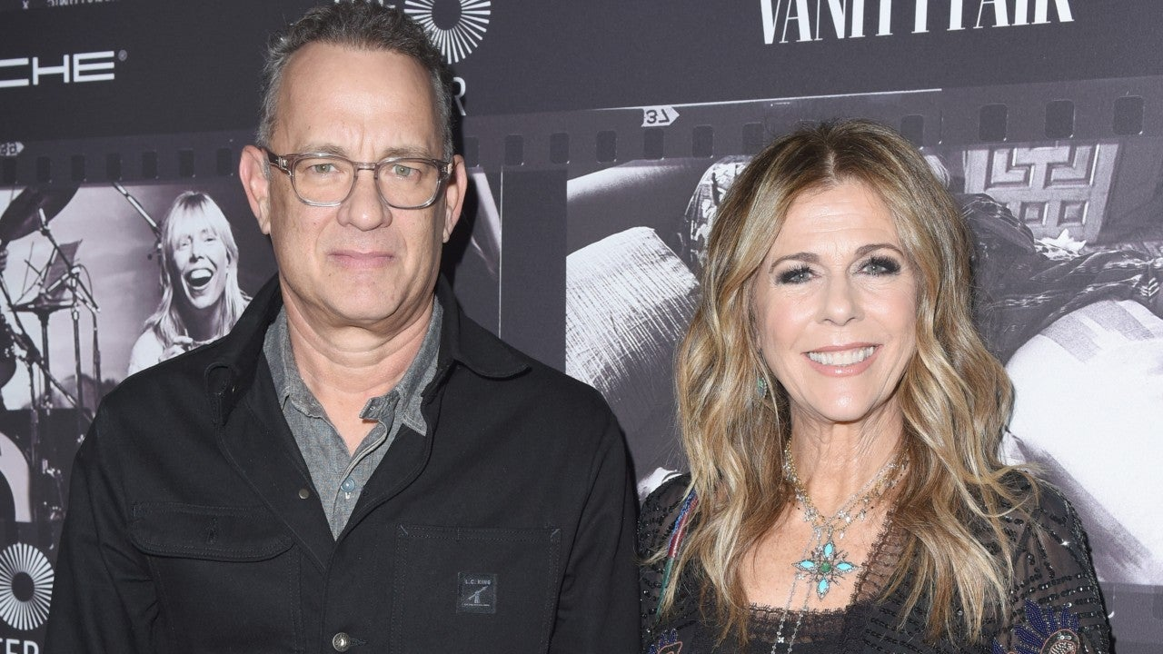 Tom Hanks and Rita Wilson Share Health Update After Testing Positive for Coronavirus