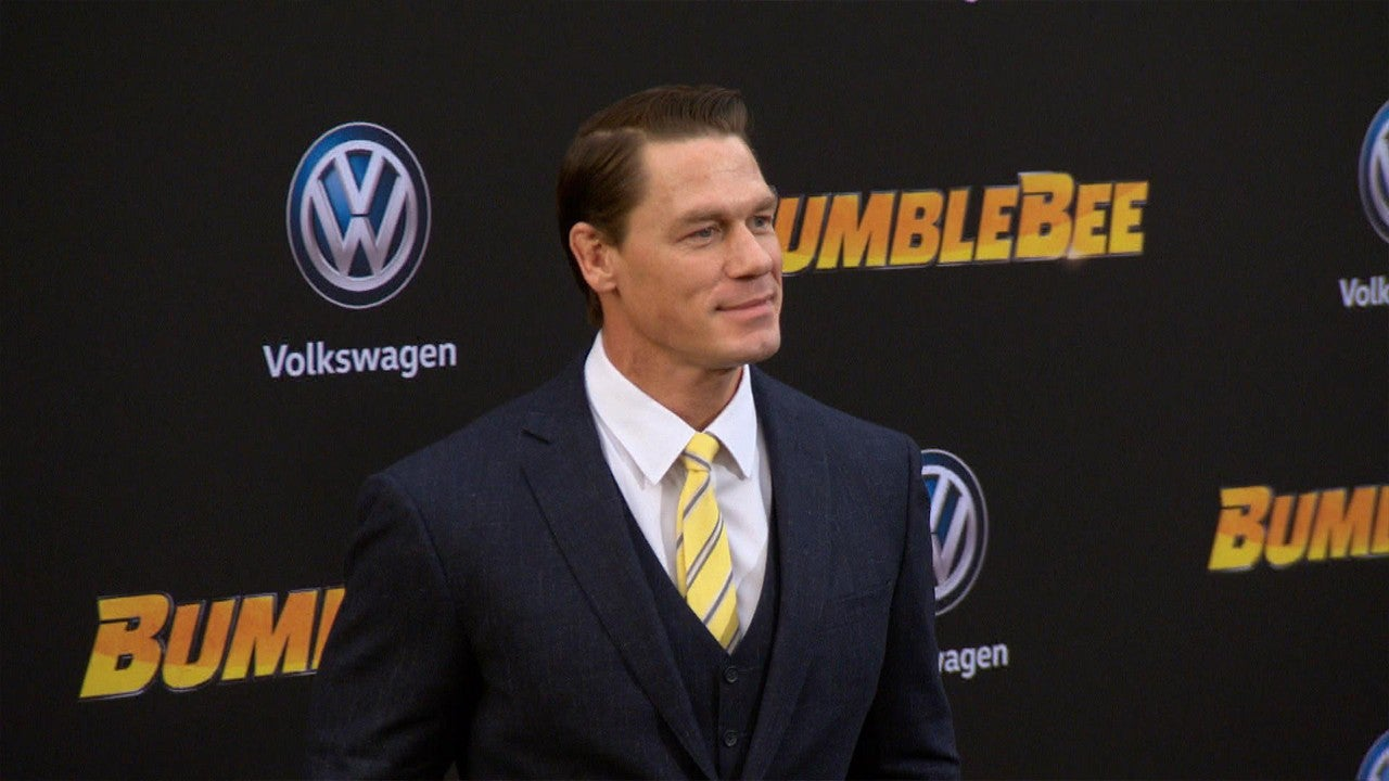 John Cena Says He's In a Time of 'Trying New Things