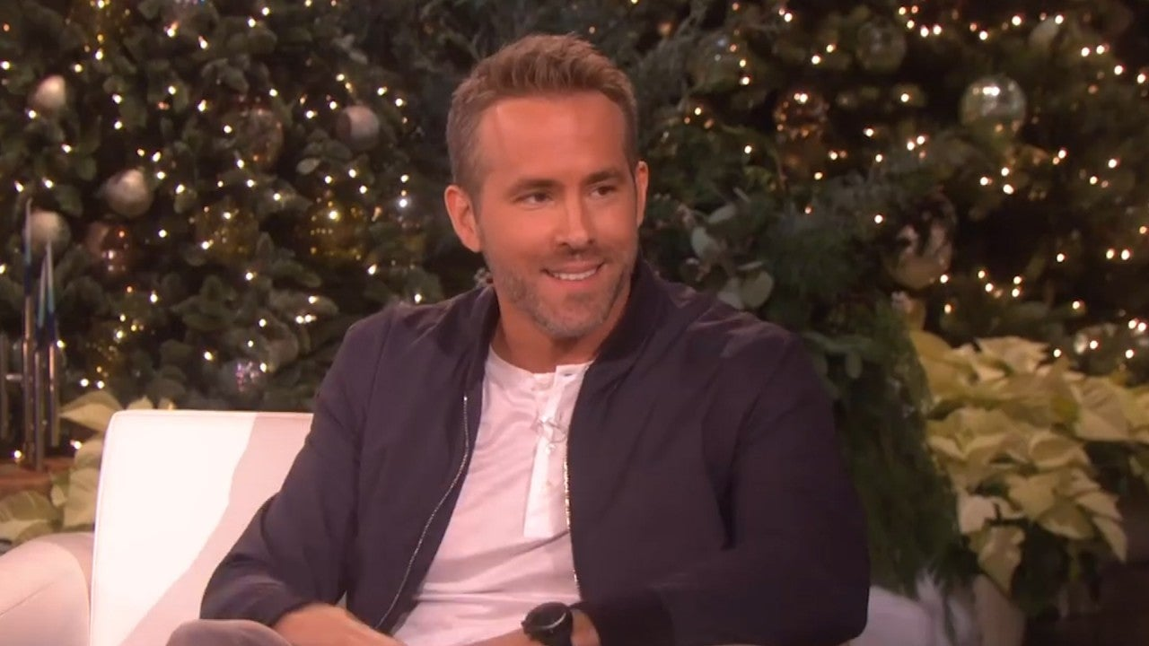 Ryan Reynolds Jokes He's Only Had Sex With Wife Blake ...