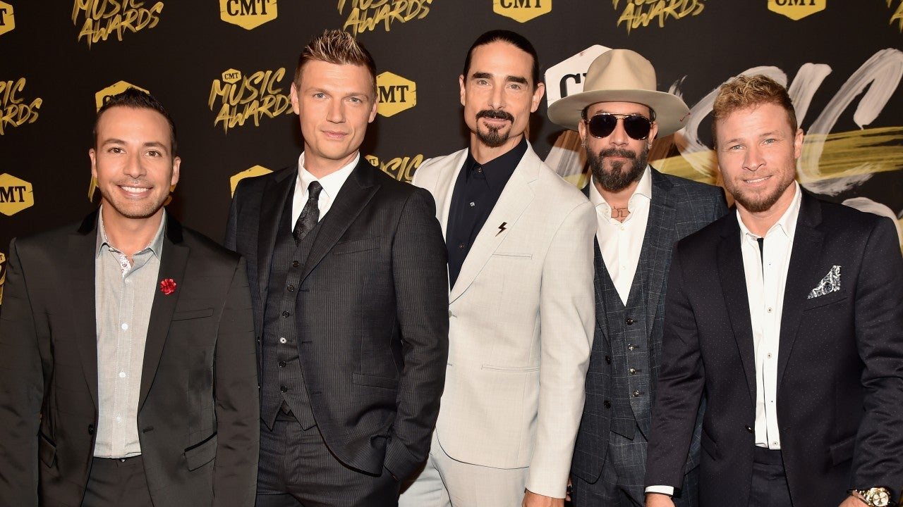 Backstreet Boys Say Ryan Gosling Told Them Their Band Wouldn't Work