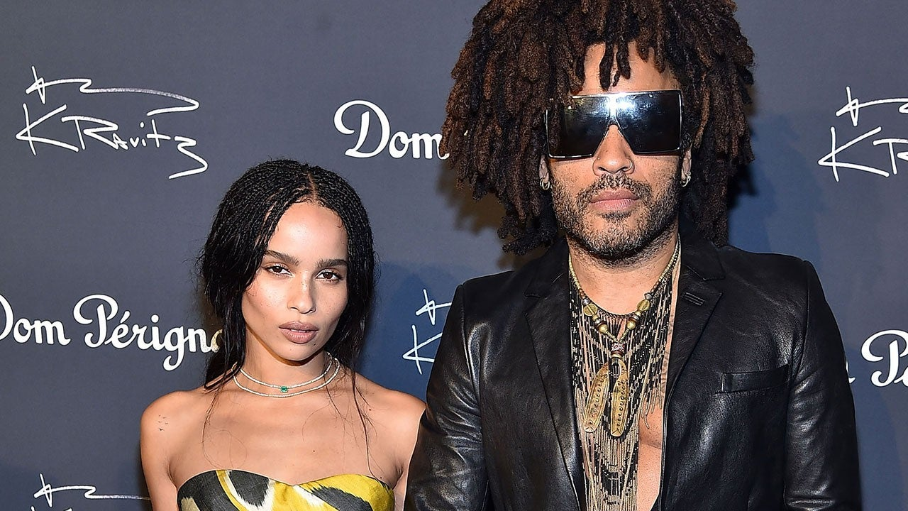 Zoë Kravitz Says She 'Was In Tears' Over Dad Lenny's Speech at Her Wedding
