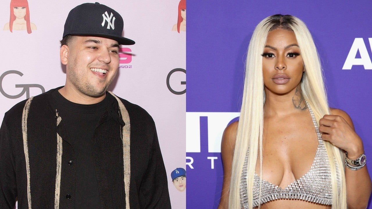 Rob Kardashian's Alleged New Flame Alexis Skyy Says She Loves Him