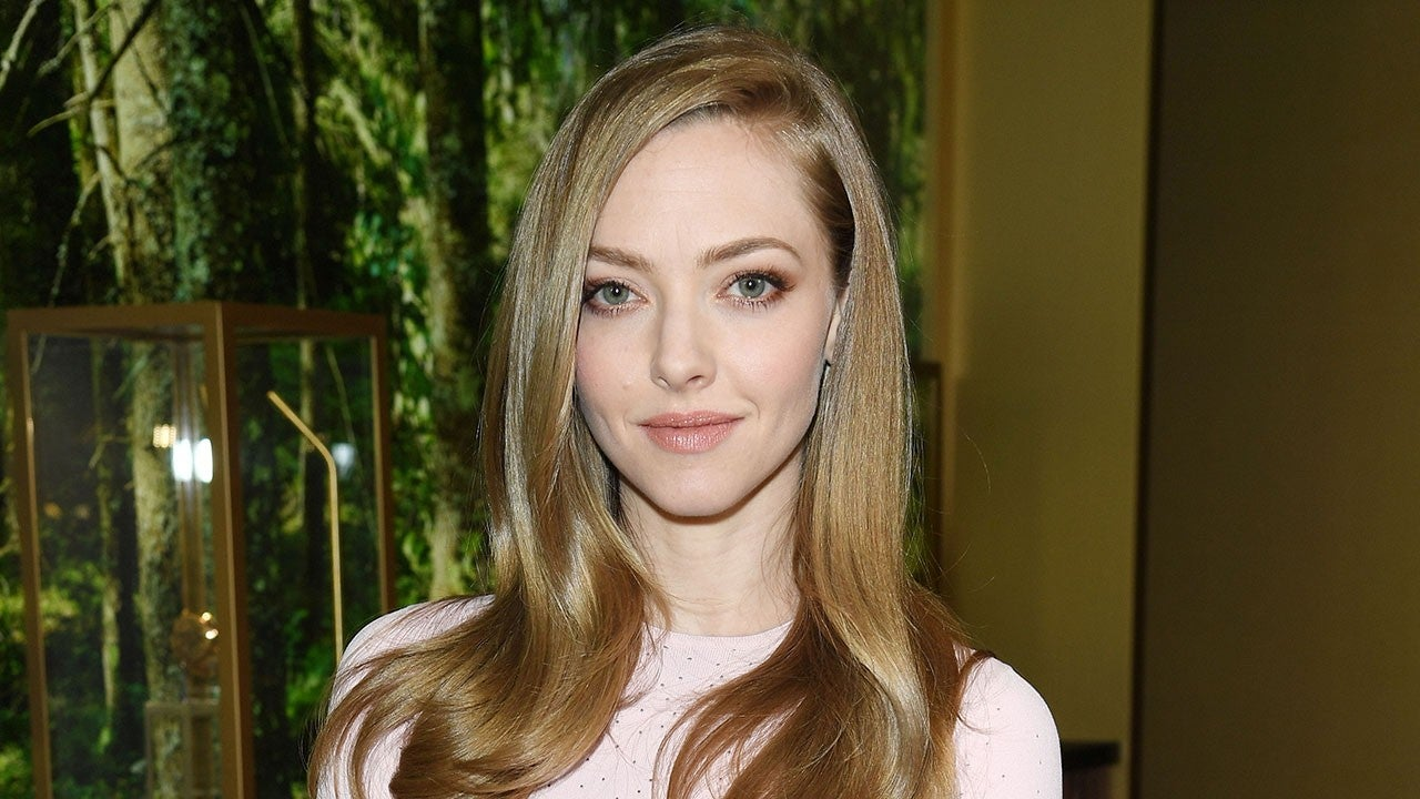 Amanda Seyfried Runs Into Her Two Onscreen Dads at the Airport