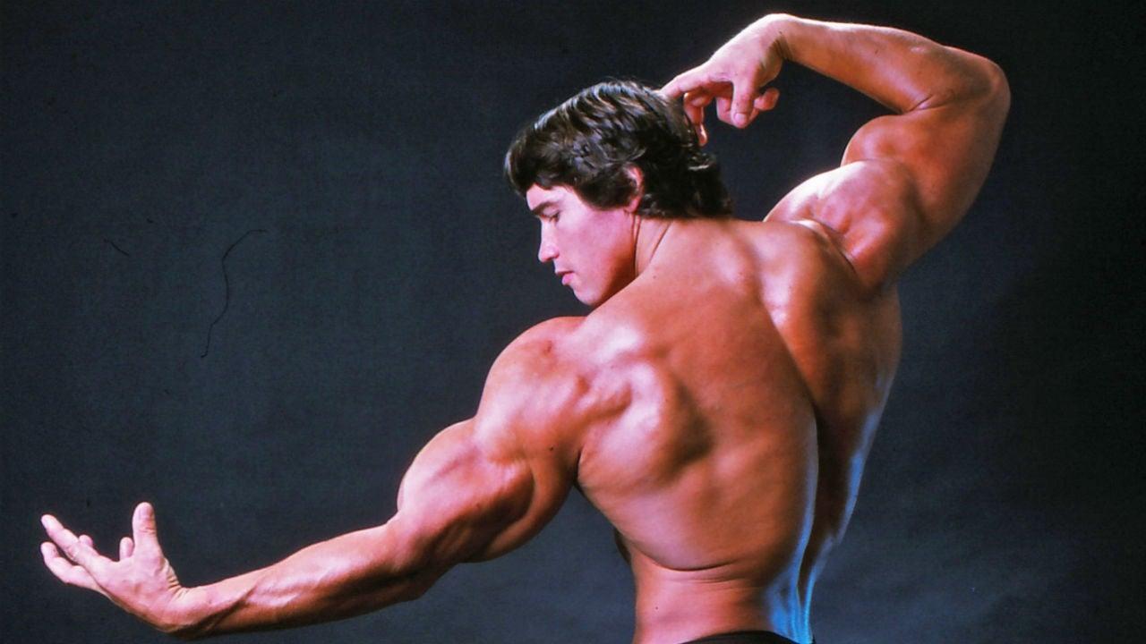 Arnold Schwarzeneggers Son Joseph Baena Recreates Classic