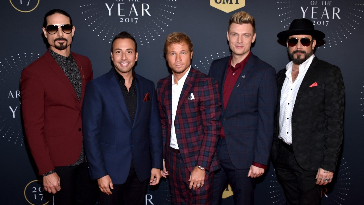 Backstreet Boys Share Intimate Look at Home Life in ...