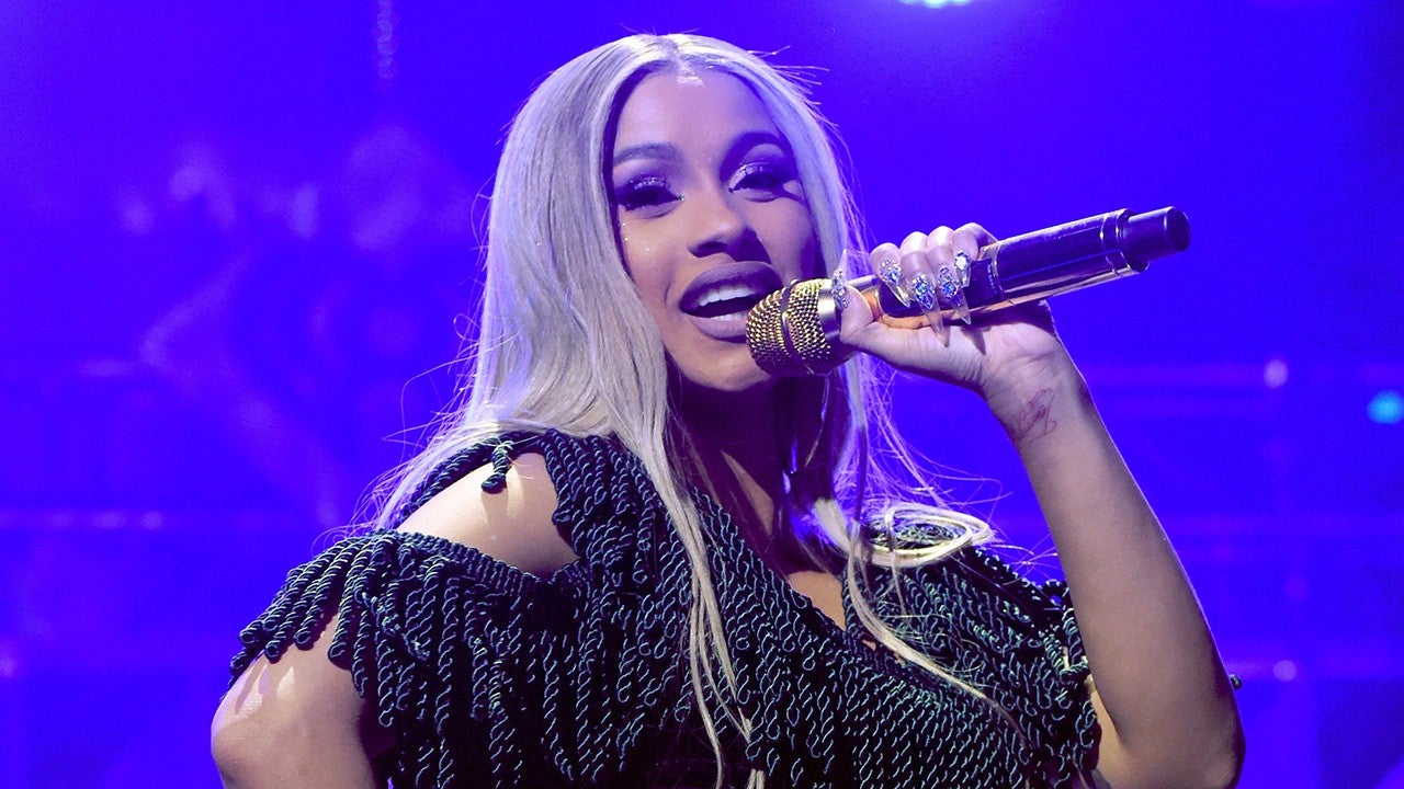 Cardi B Teases New Music Gets A Huge Back Tattoo: Cardi B Says Baby Kulture Is A Big Fan Of Her And Offset's