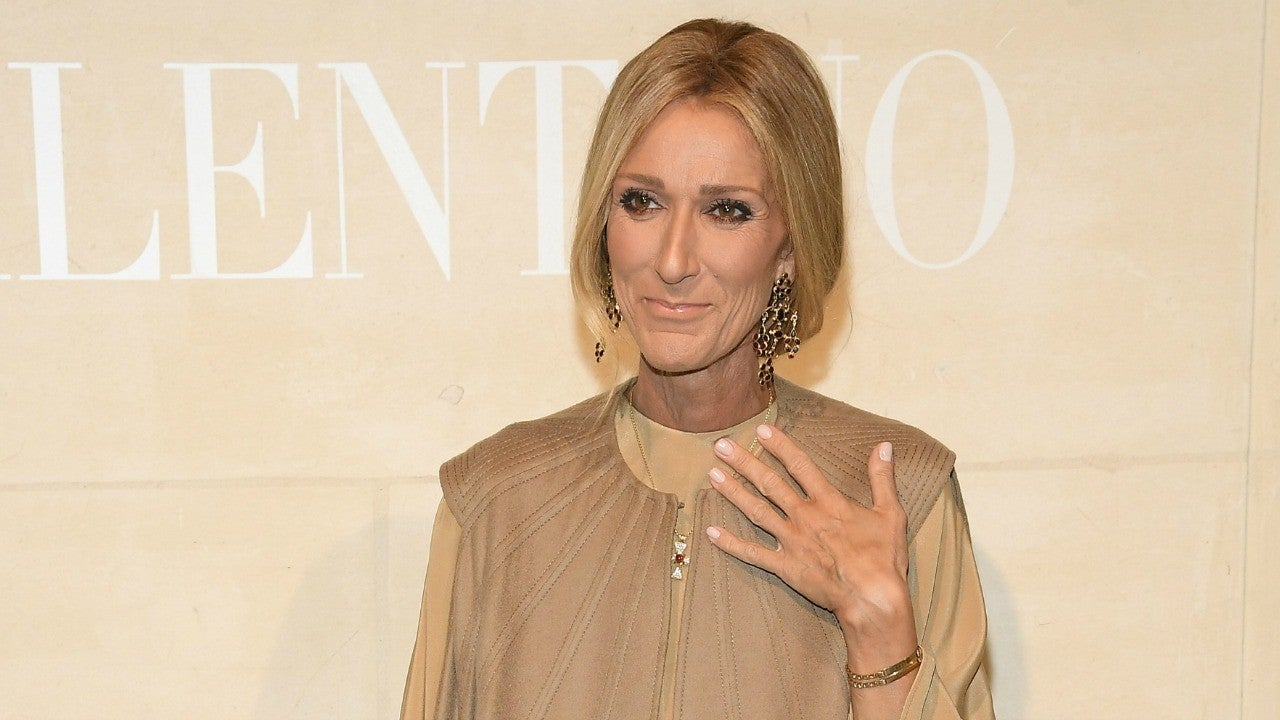 Celine Dion Is Brought to Tears During the Valentino Couture Fashion Show —  Watch the Emotional Moment ffedbce1cae45