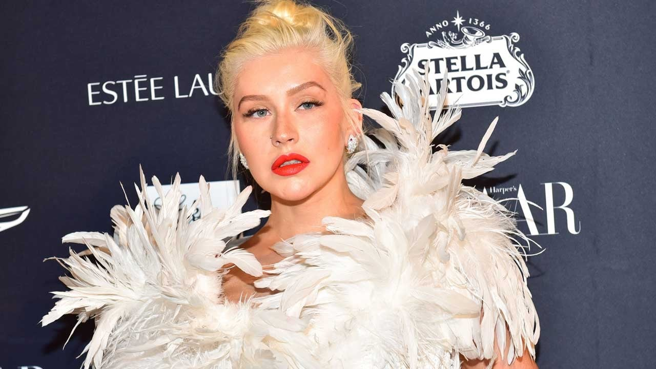 Christina Aguilera Says Watching 'Surviving R  Kelly