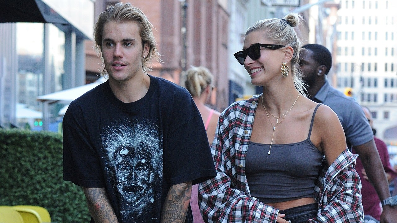 Justin Bieber Shares Pic of His Face Morphed With Wife Hailey's Body