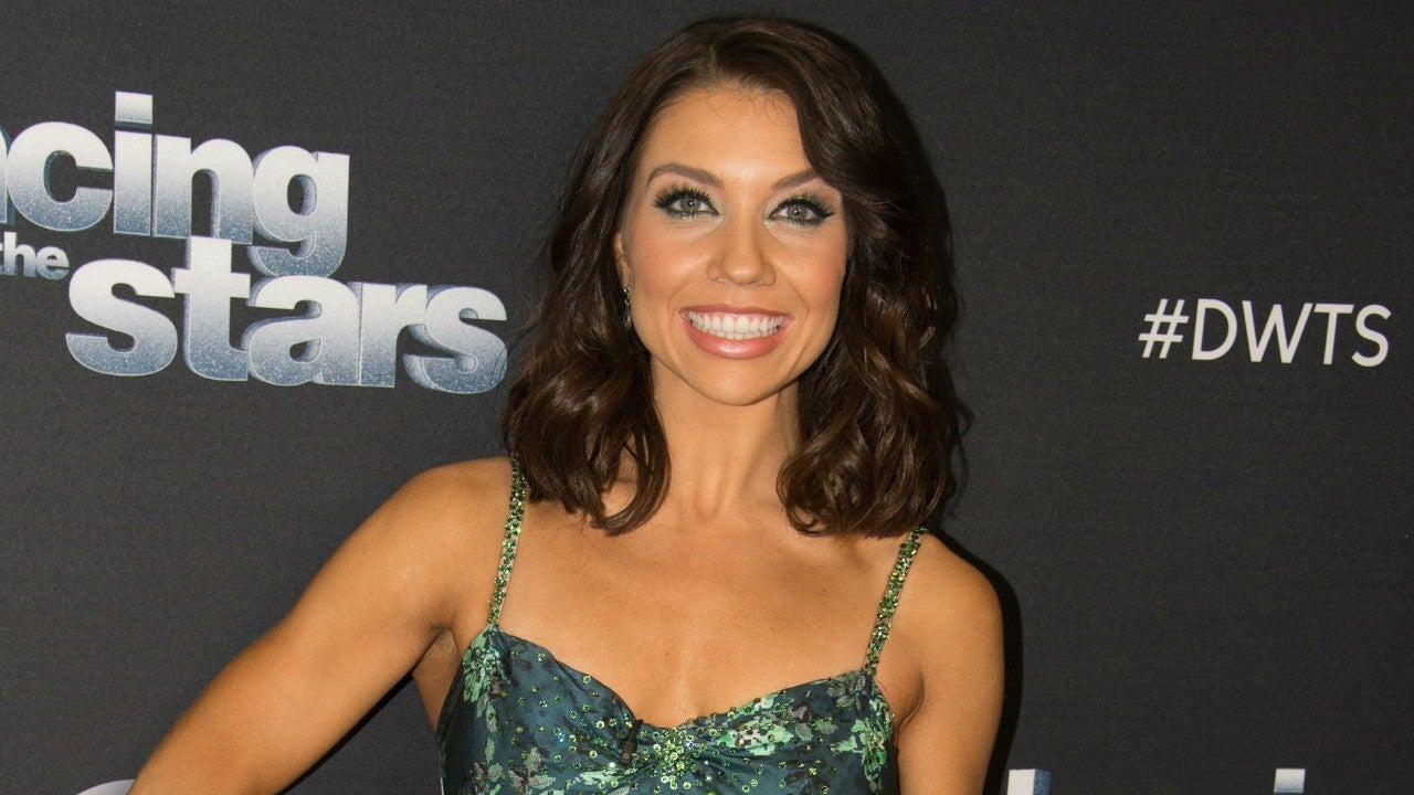 Dancing With The Stars Pro Jenna Johnson Says Yes To