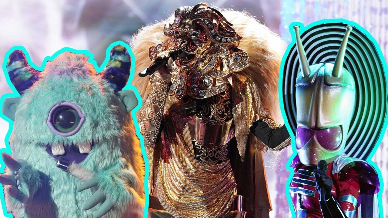 who was the alien on the masked singer