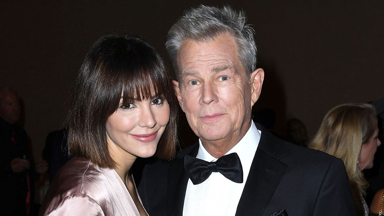 David Foster And Katharine Mcphee Are Married Entertainment Tonight