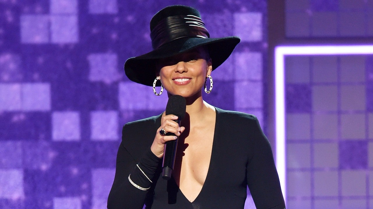See Every Single Look Alicia Keys Wore At The 2019 Grammys