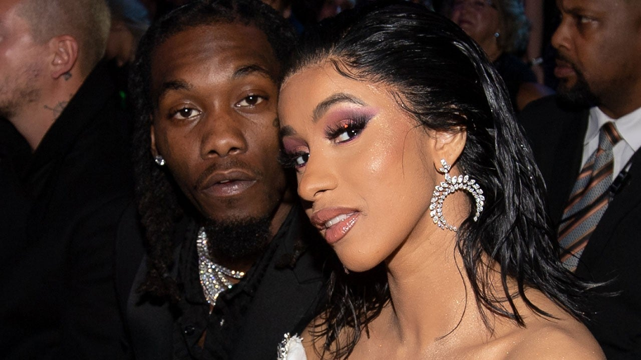 Offset Shares Video Of Cardi B Giving Birth To Their