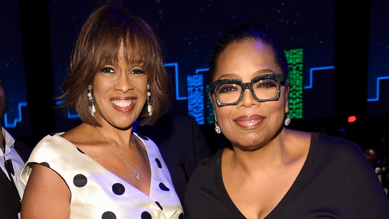 Oprah & Gayle Share Which Celeb They'd Want to Quarantine With