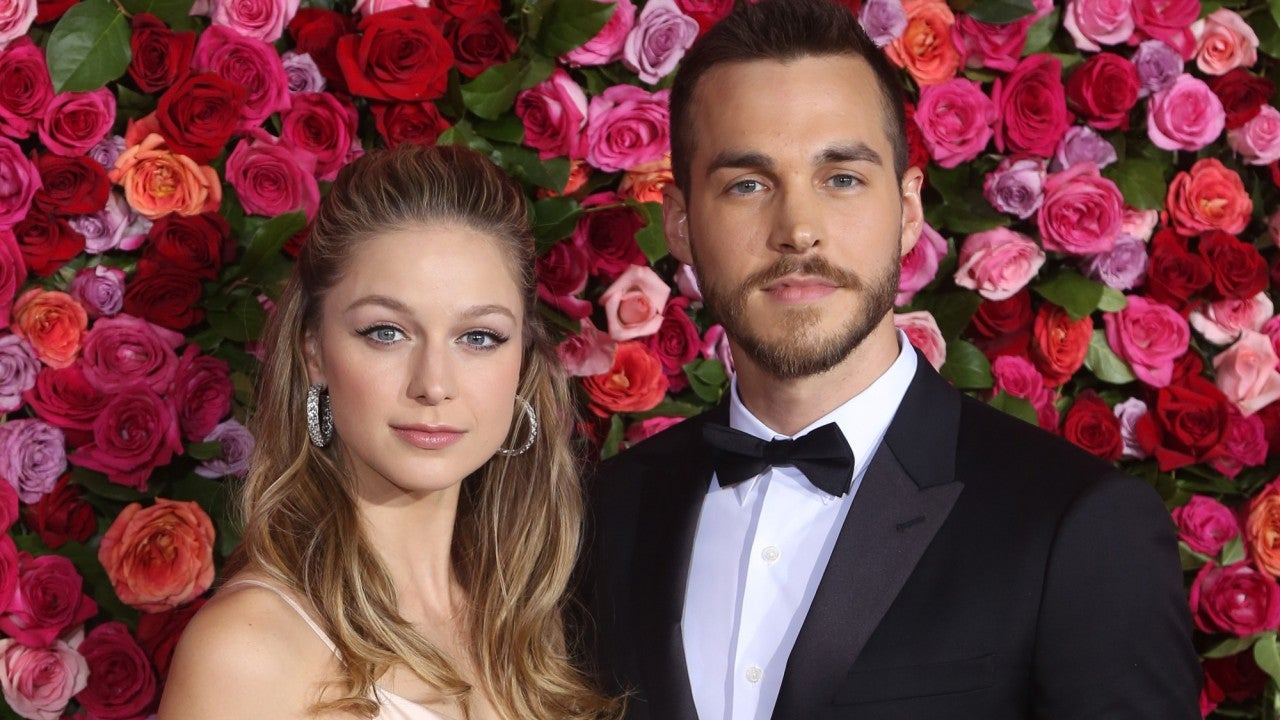 'Supergirl' Star Melissa Benoist Is Engaged To Chris Wood
