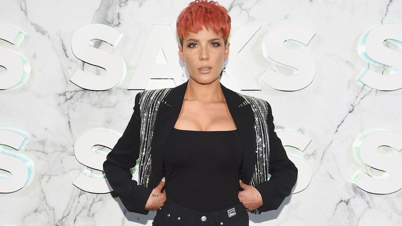 Halsey O Ashley Nicolette Frangipane: Halsey Sparks G-Eazy Cheating Rumors With 'Saturday Night