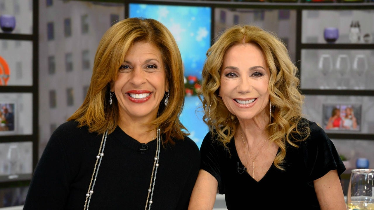 kathie lee gifford and hoda giveaway hoda kotb says every good thing in her life came after 2964