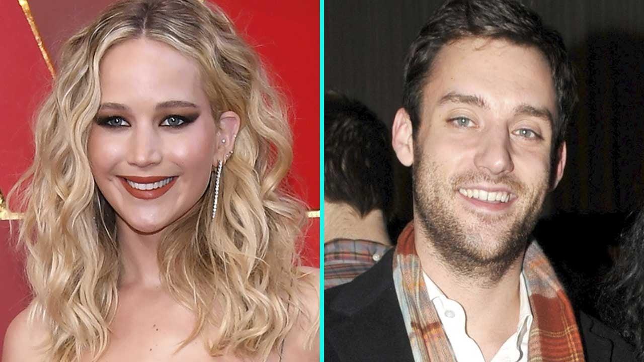 Jennifer Lawrence and Boyfriend Cooke Maroney Engaged ...