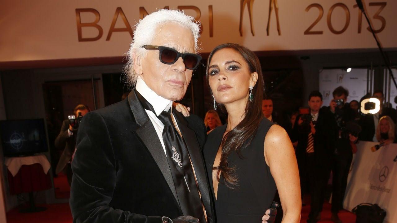 ea6f6ffdcf Karl Lagerfeld Dead at 85  Donatella Versace