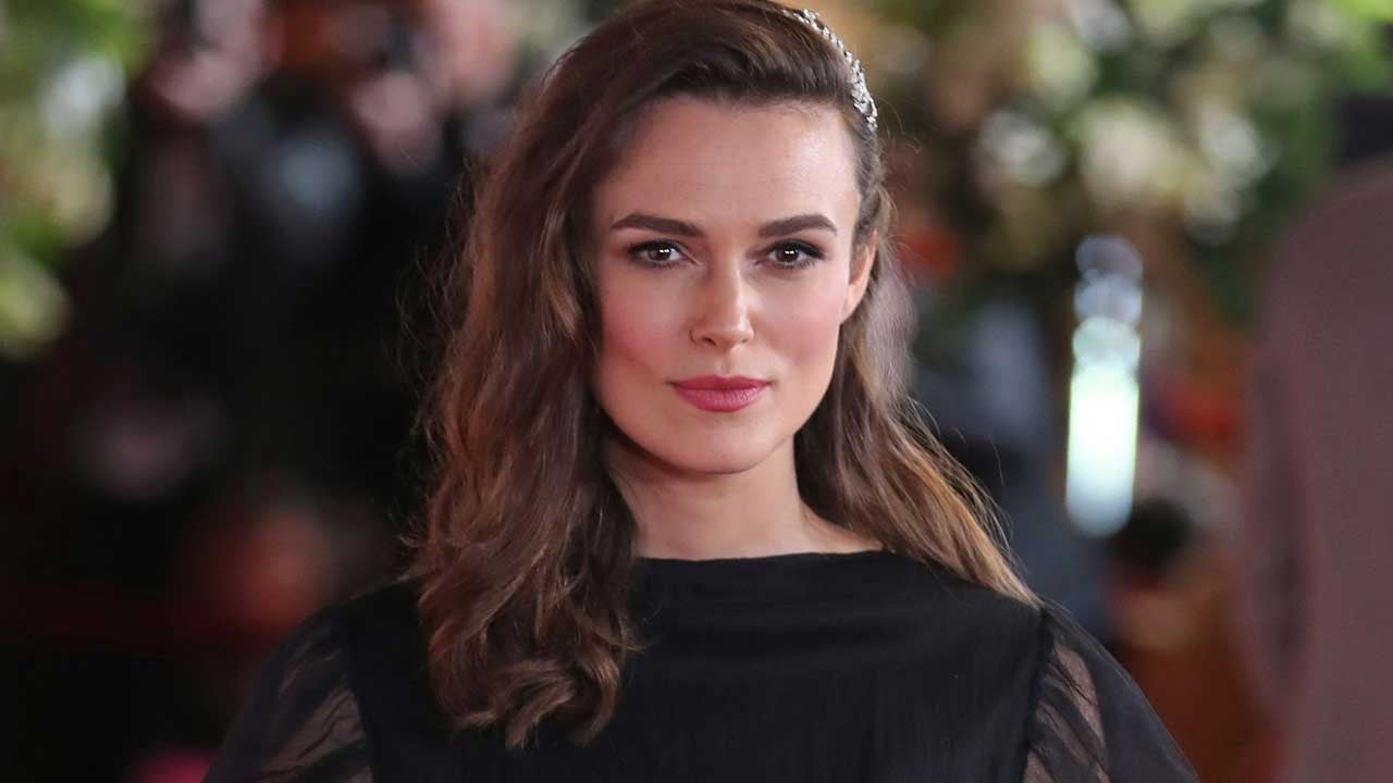 Keira Knightley Expecting Second Child -- See Her Baby ...