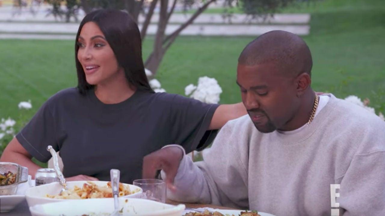 See Kim Kardashian Tell Her Family She's Having a Fourth Child