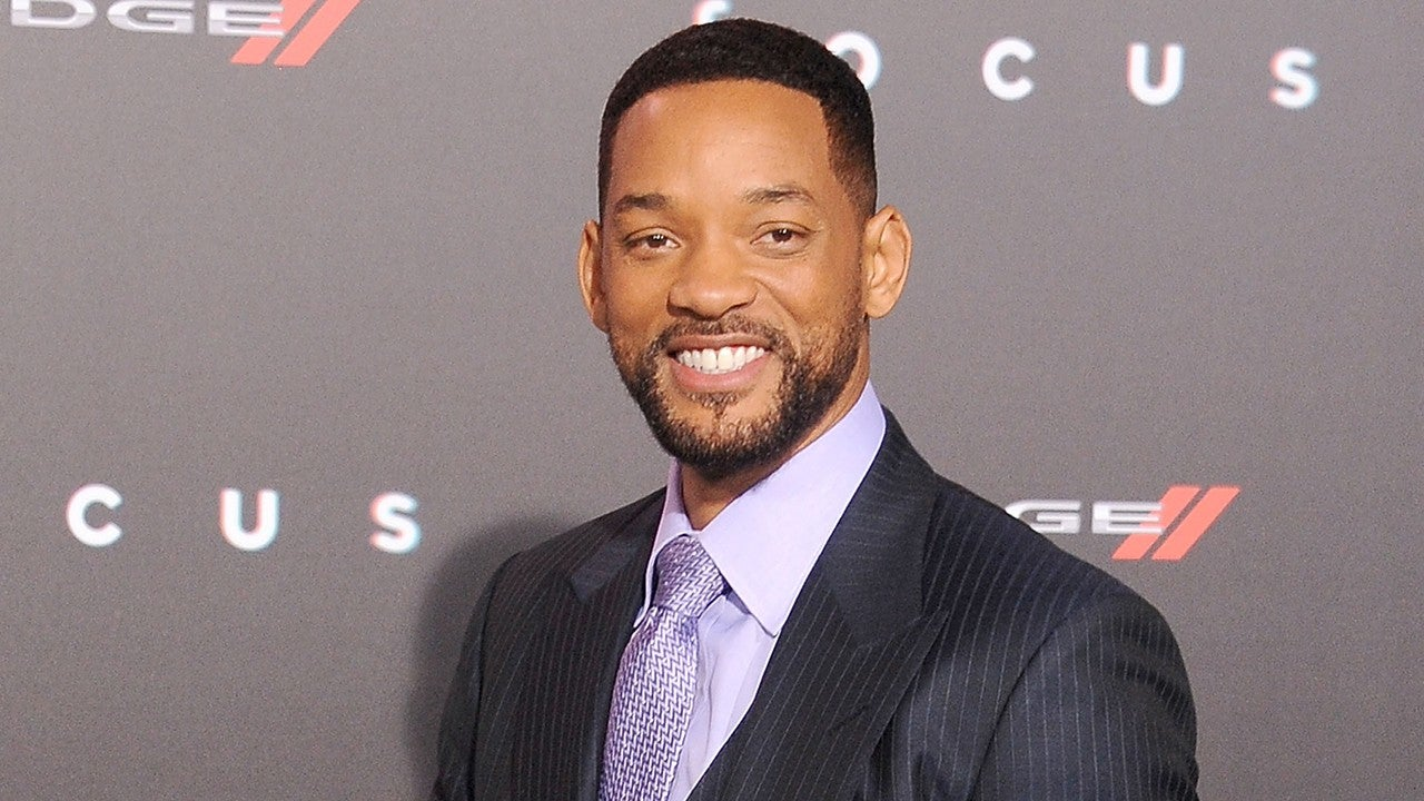 Will Smith Tries His Hand at Stand-Up Comedy in His New ...