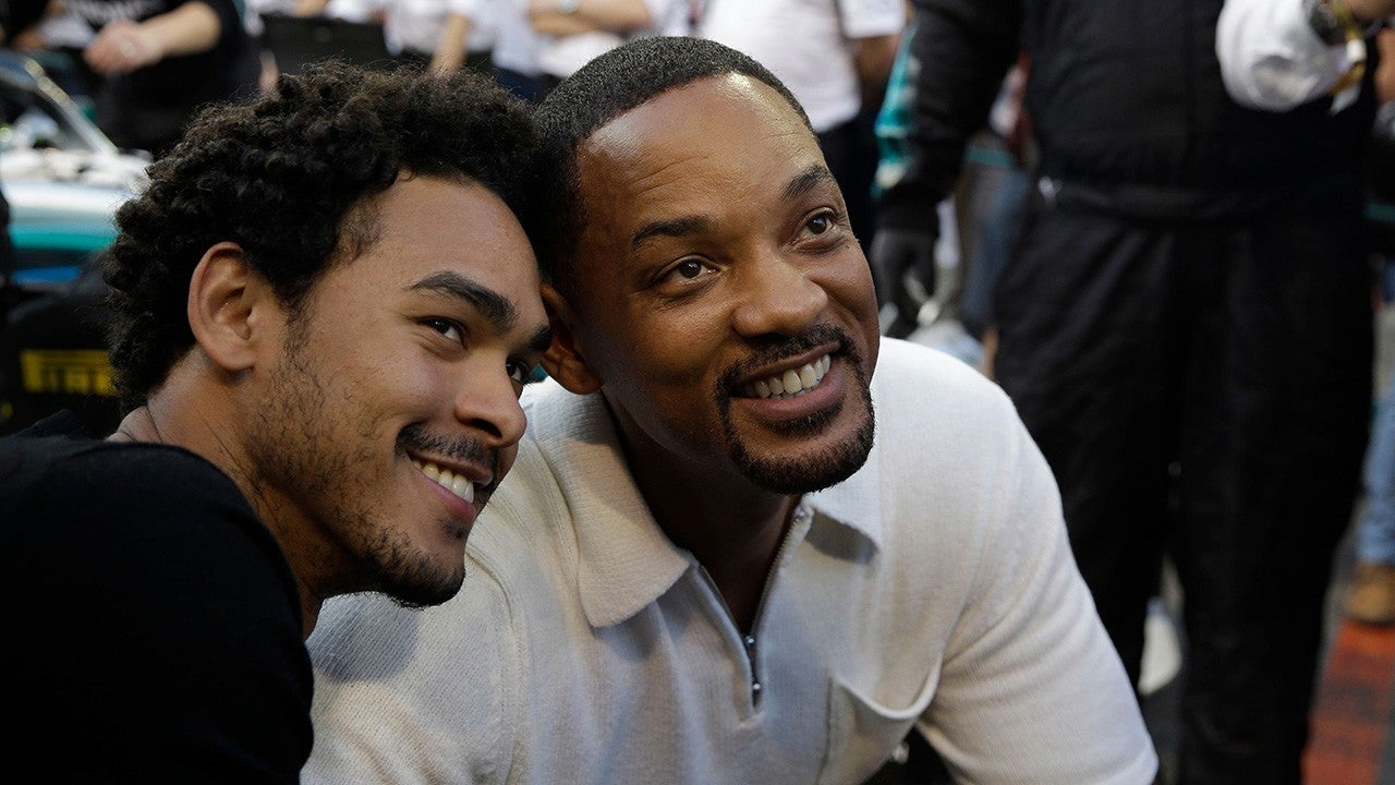 Will Smith Works on 'B...