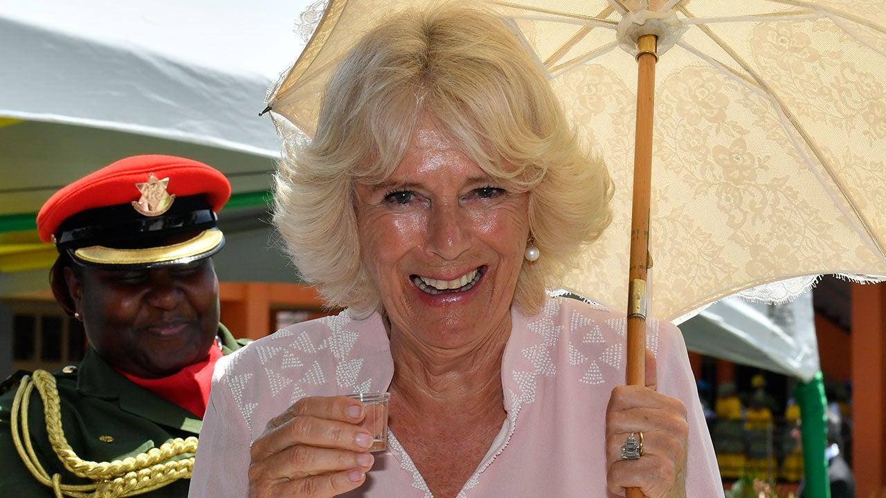 Camilla, Duchess of Co...