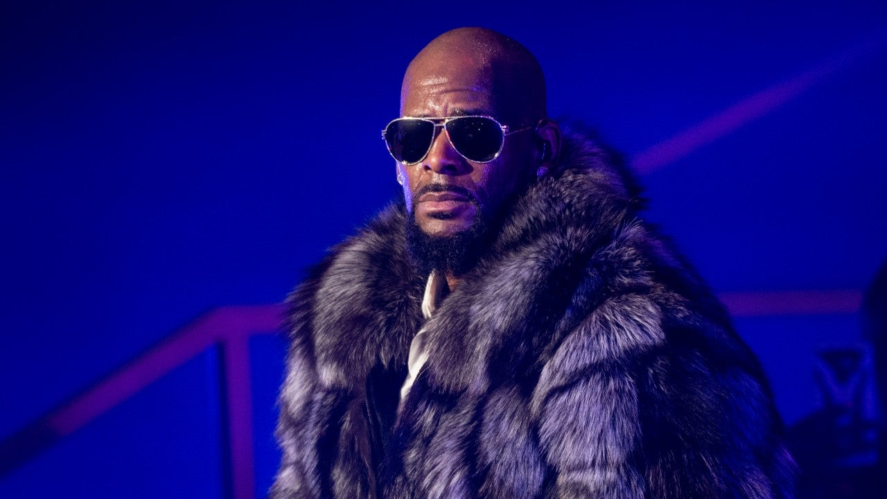 R. Kelly Arrested on Sex Trafficking Charges in Chicago
