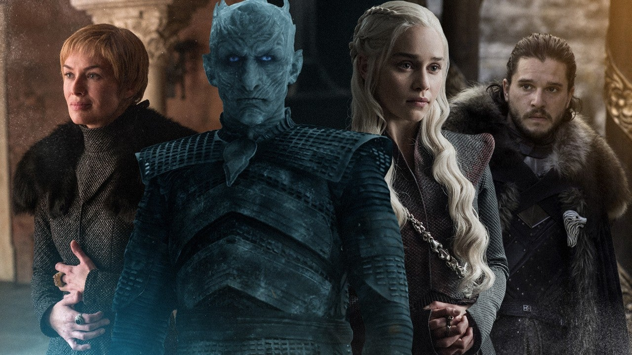 Game Of Thrones Recap What To Remember About Each Character Before Watching Season 8 Entertainment Tonight