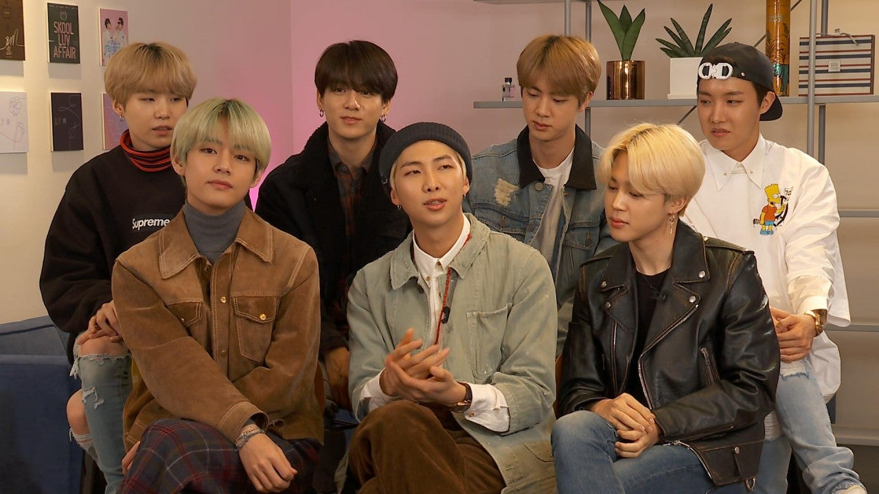 BTS Promises They'll 'Be Back' at the GRAMMYs