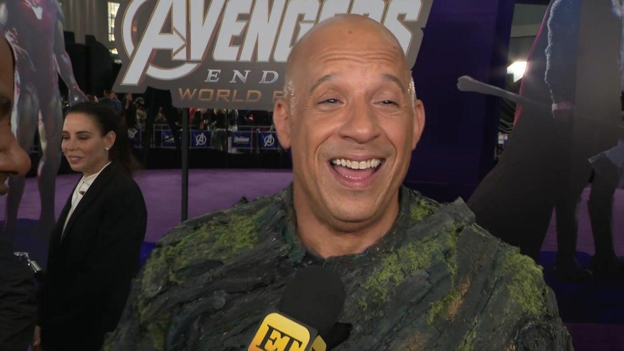 Vin Diesel Says Zoe Saldana Is One Of The Reasons He S
