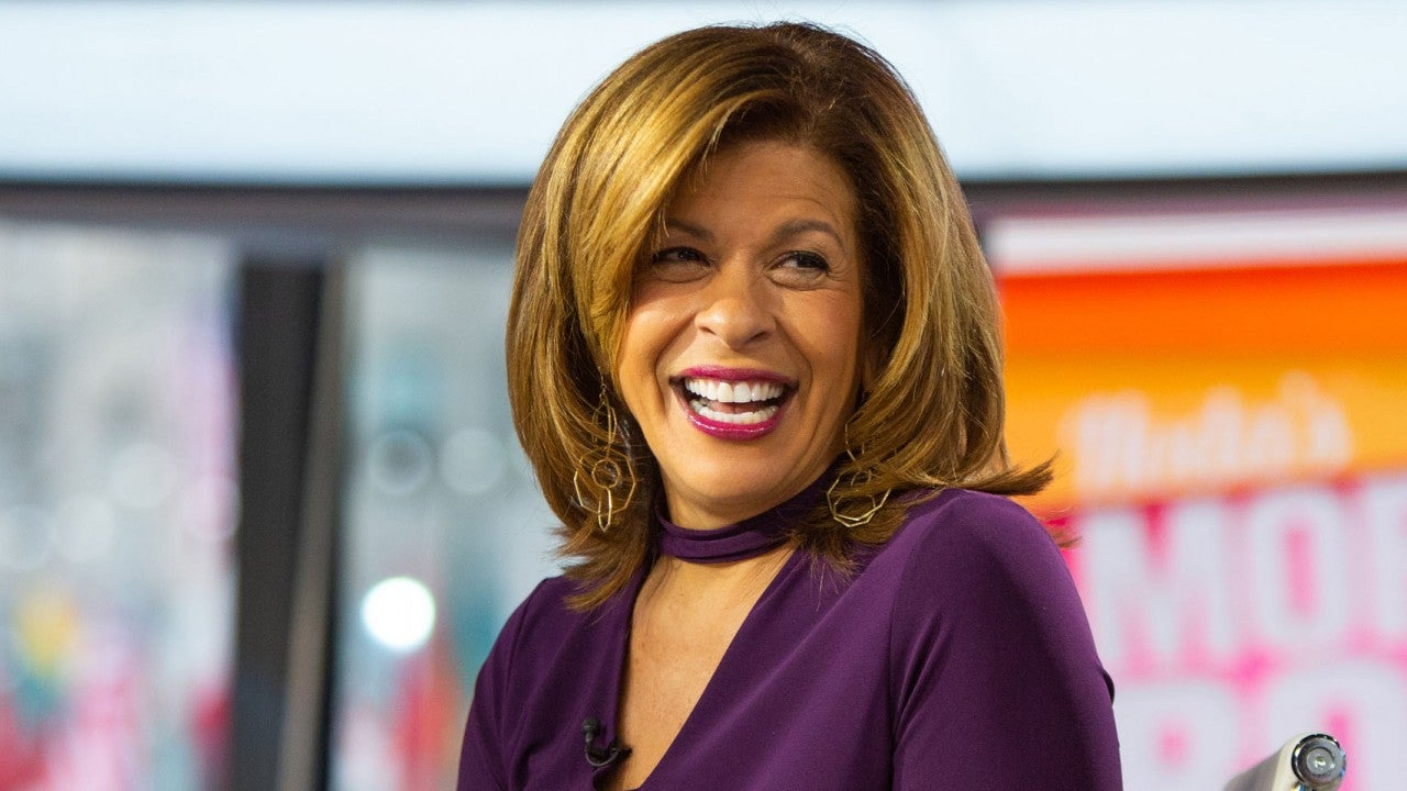 Hoda Kotb Reacts to Vanessa Lachey's Awkward Jessica Simpson Moment