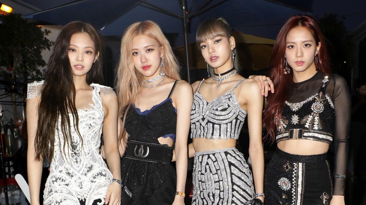 Blackpink Makes Coachella History As First K Pop Girl Group