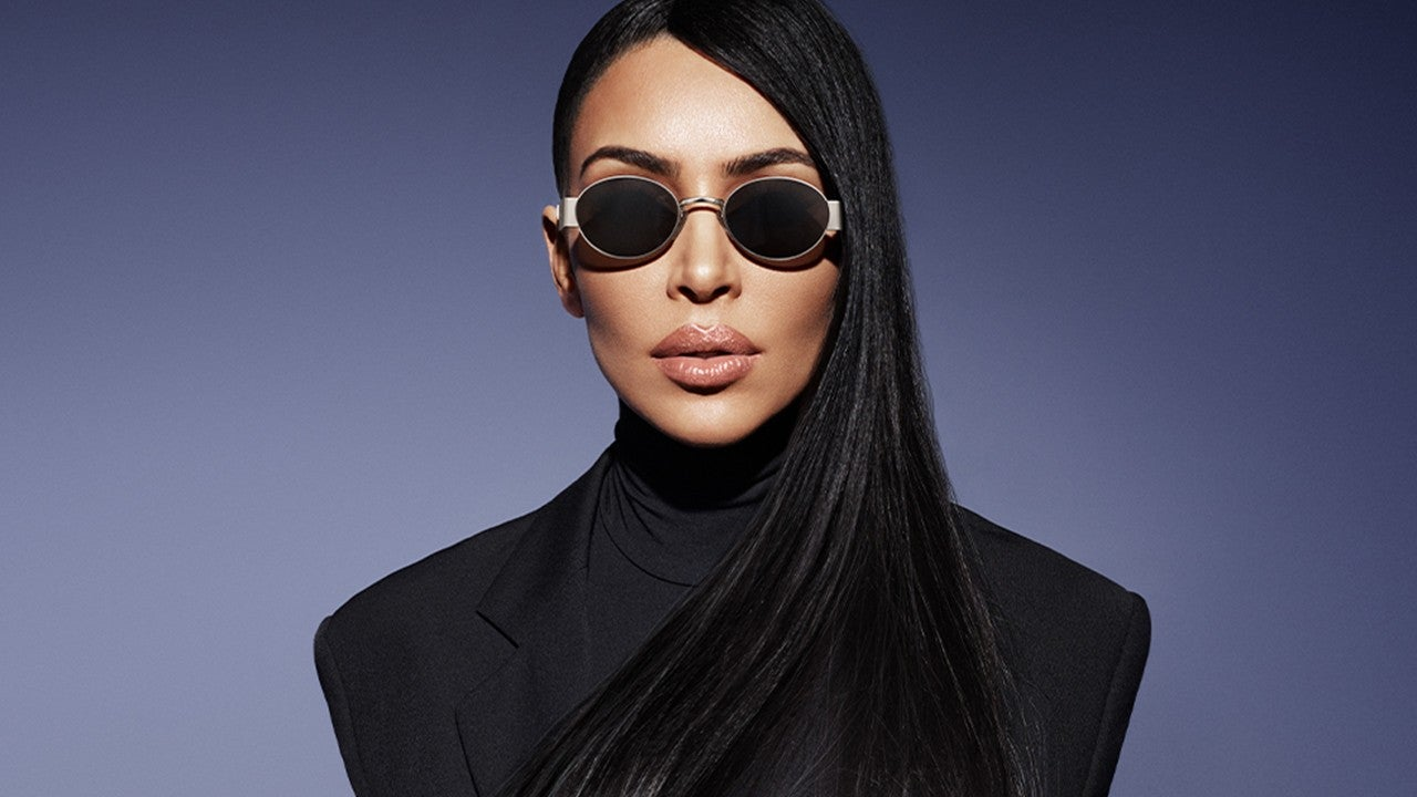 bedd08cbb84 These Kim Kardashian-Designed Sunglasses Are Only  90 -- Shop Her New  Collection! (Exclusive)