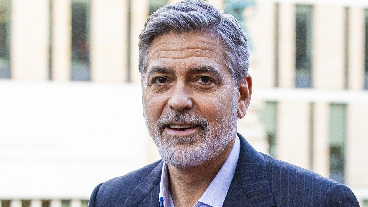 George Clooney Says His Twins Are Already Great at Pulling ...