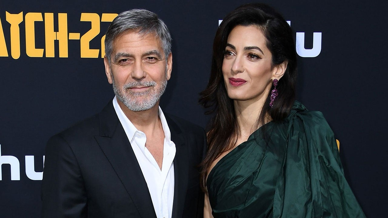 George Clooney and Wife Amal Are Offering Fans a Chance to ...