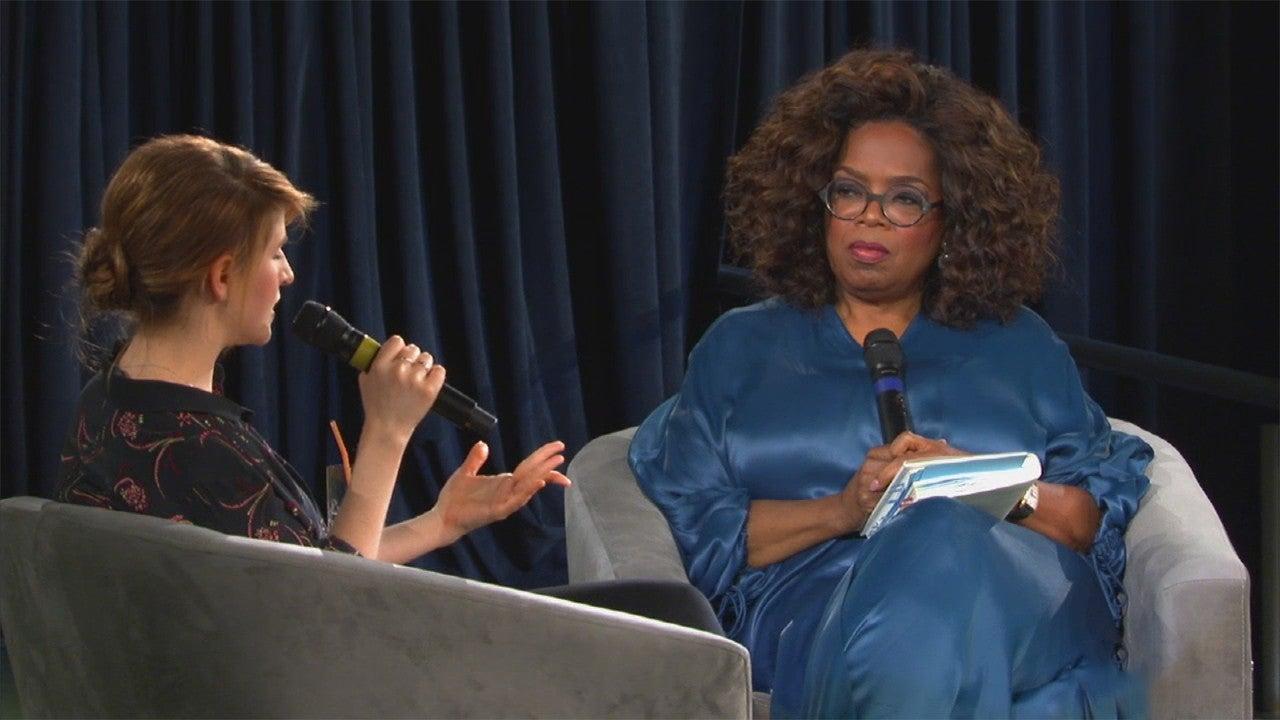 Oprah Winfrey Speaks With Tara Westover About Being ...