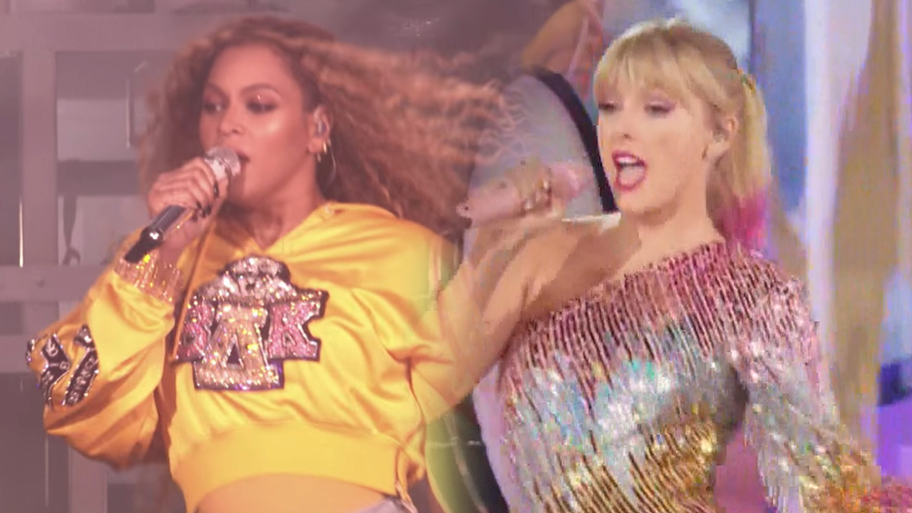 The Internet Is Comparing Taylor Swift's Billboard Music Awards Performance to Beyonce's Coachella Appearance